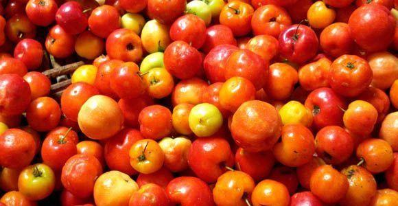 Term�szetes C-vitamin-bomba: az acerola