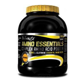BioTech USA Amino Essentials narancs