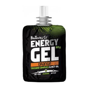 BioTech USA Energy Gel őszibarack