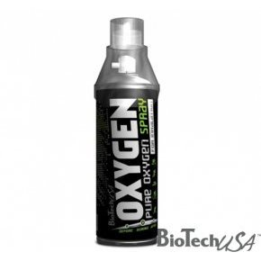 BioTech USA Oxygen Spray