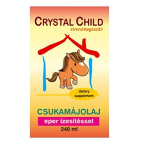 Vita Crystal Child Csukamájolaj