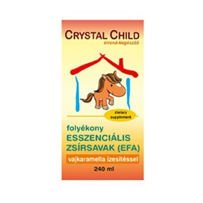 Vita Crystal Child Eszenci�lis zs�rsavak (EFA)