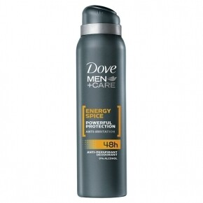 Dove Men+Care Energising Spice dezodor