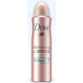 Dove Minimising Nature Fresh dezodor
