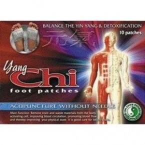 Dr. Chen Yang Chi méregtelenítő tapasz erősítő Aloe Verával