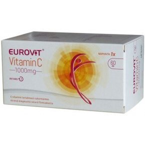 Eurovit C-vitamin 1000 mg tabletta