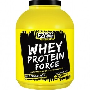 Full Force Whey Protein Force vanília