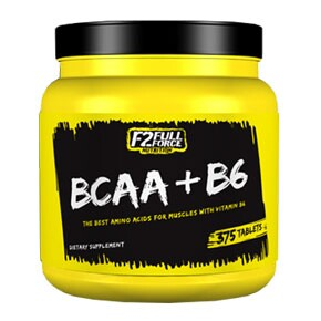 Full Force BCAA + B6 tabletta
