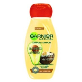 Garnier Natural avok�d� �s karit� sampon