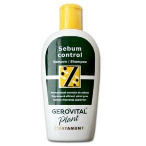 Gerovital Plant Treatment sampon zs�ros hajra