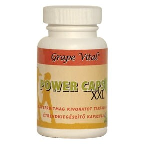 Grape Vital Power Caps XXL kapszula