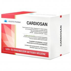 Holistic Pharma cardiosan tabletta