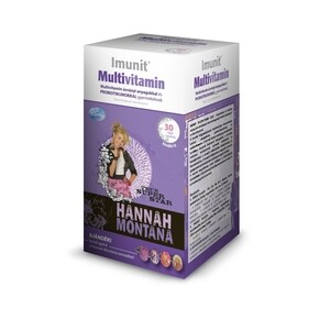 Imunit Hannah multivitamin tabletta