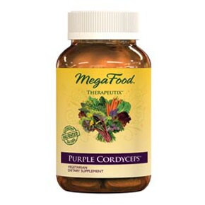 MegaFood Purple Cordyceps tabletta