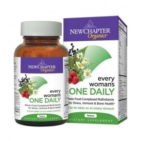 New Chapter Every Woman's One Daily tabletta