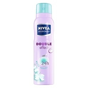 Nivea Double Effect White Senses dezodor