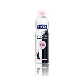 Nivea Invisible Clear dezodor