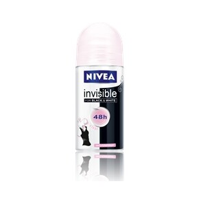 Nivea Invisible Clear golyós dezodor
