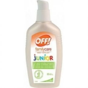 Off Family Care Junior Rovarriasztó gél