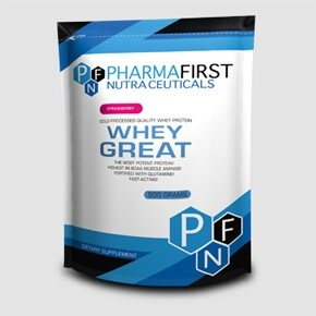 Pharma First Whey Great vanília