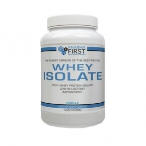 Pharma First Whey Isolate banán
