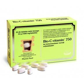 Pharma Nord Bio C-vitamin tabletta