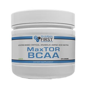 Pharma First Maxtor BCAA citrom