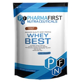 Pharma First Whey Best (zs�k) mogyor�s csoki