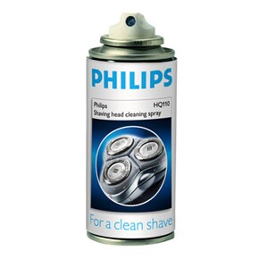 Philips HQ110 k�rk�s tiszt�t� �s �pol� spray
