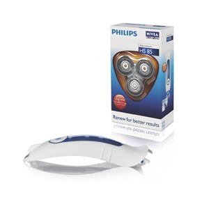 Philips HS85/40 Nivea for Men borotva fej