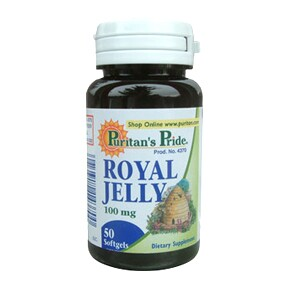Puritan's Pride Royal Jelly k�sz�tm�ny