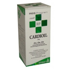 REG Program Cardioil olaj