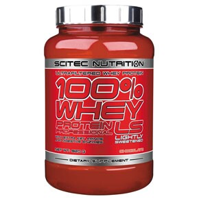 Scitec Nutrition 100% Whey Protein Professional Light van�lia