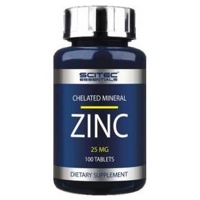 Scitec Essentials Zinc 100 tabletta