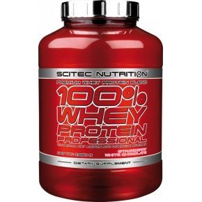 Scitec Nutrition 100% Whey Protein Professional csokoládé - rocky road