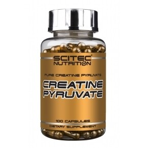 Scitec Nutrition Creatine Pyruvate kapszula