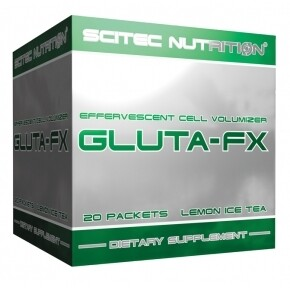 Scitec Nutrition Gluta - FX citromos tea