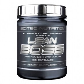 Scitec Nutrition Lean Boss kapszula