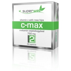 Superwell c-max kapszula