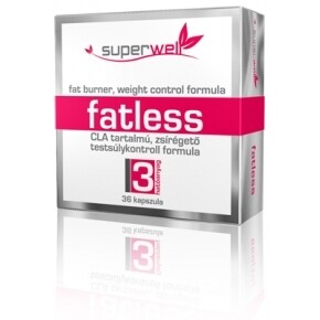Superwell fatless kapszula