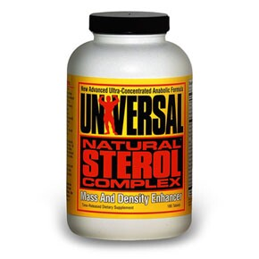 Universal Nutrition Natural Sterol Complex tabletta