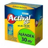 B�res Actival 50+ multivitamin 90db+30db aj�nd�k!