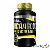 BioTech USA BCAA 6000 100 db tabletta