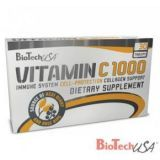 BioTech USA Vitamin C 1000 ACAI  tabletta