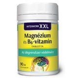 Interherb XXL magn�zium �s B6-vitamin tabletta
