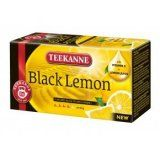 Teekanne black lemon tea