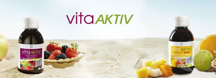 LR Health & Beauty Vita Aktív & Tropic