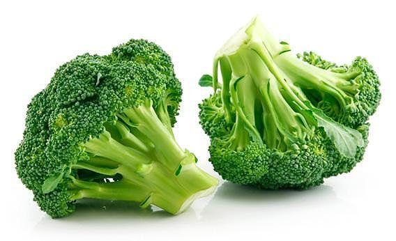 brokkoli és visszér