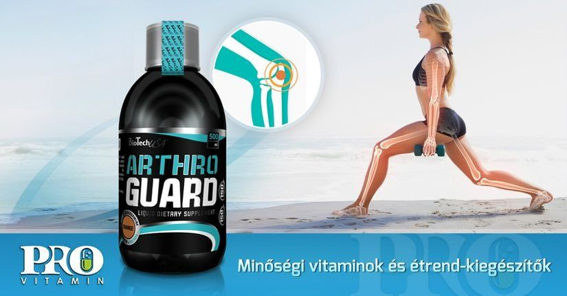 BioTech USA Arthro Guard Liquid