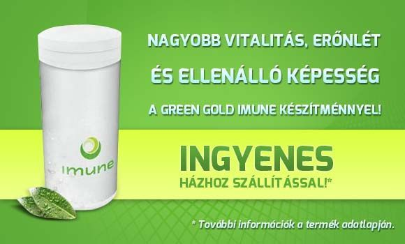 Wellstar Green Gold Imune alga